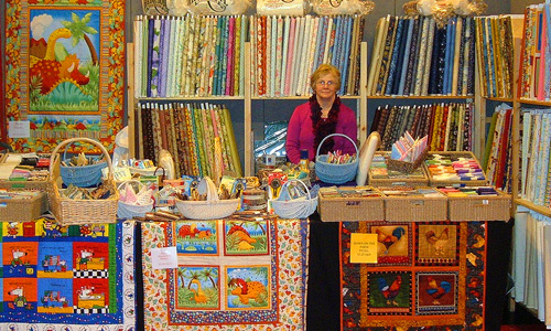 Glasgow Patchwork Show